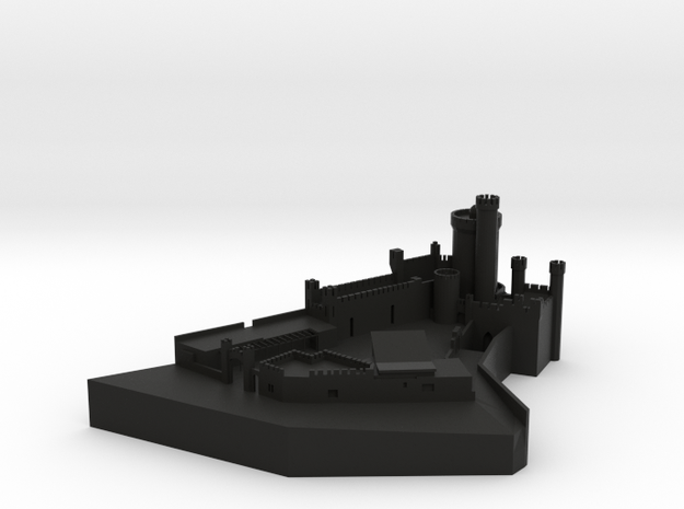 Blackrock Castle Observatory, Cork Ireland 3d printed