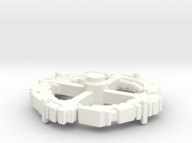 Station Ring Component 3d printed
