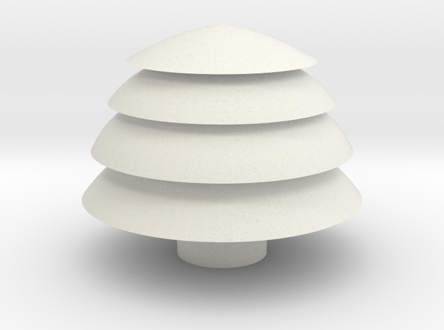 Tree container 3d printed
