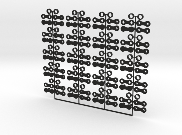 Roller Chain 3d printed