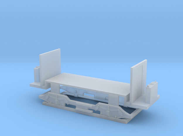 chassis A1001NZHTM 3d printed