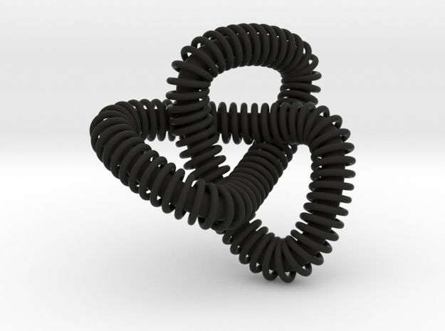 knot complicated 3d printed