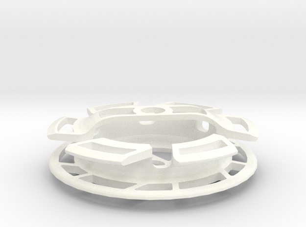 Gear Cage 3d printed