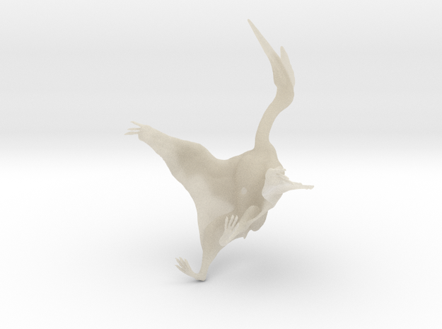Quetzalcoatlus 1:72 scale model 3d printed