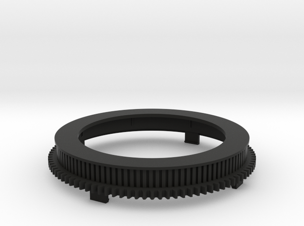 Nifty Fifty (Canon 50mm F1.8) Follow Focus Adapter 3d printed