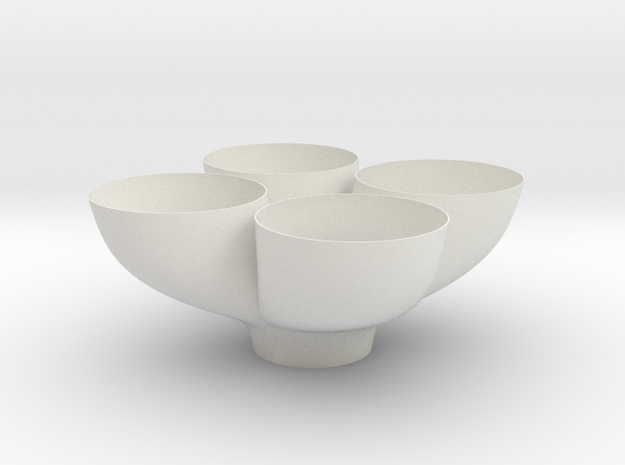 PT Bowl (4pcs) 3d printed