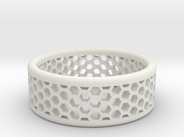 Honeycomb 3d printed
