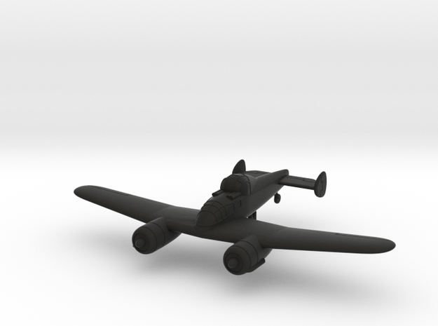 1/100 Bristol F.11/37 (wheels optional) 3d printed