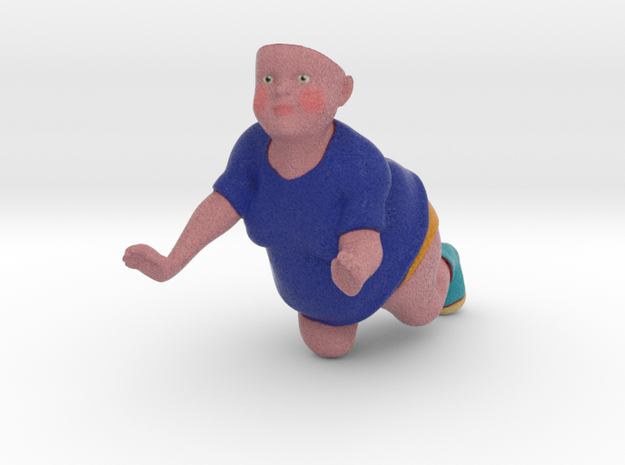 Fat Baby 2 3d printed