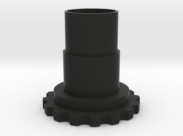 EQ5 polarscope adapter for Polarie 3d printed