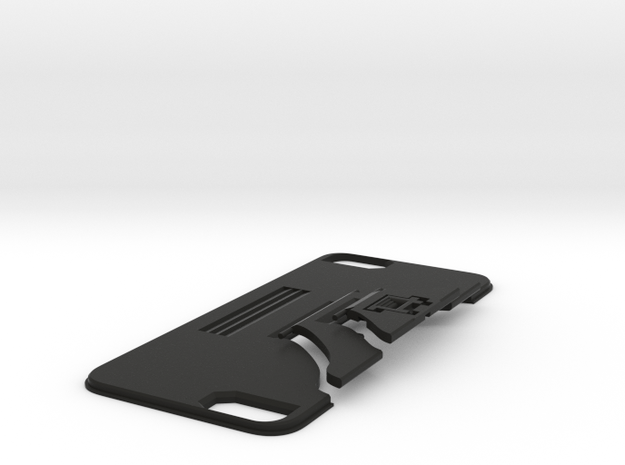 iPhone 5 Stand Case - GraftConcepts Leverage Case 3d printed