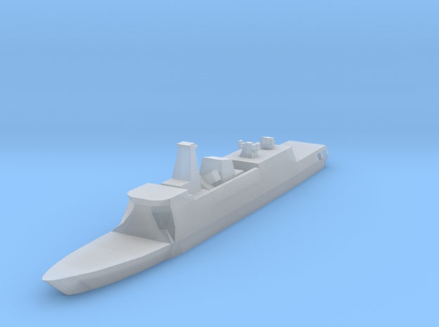 Type 056 corvette 1:700 X1 3d printed