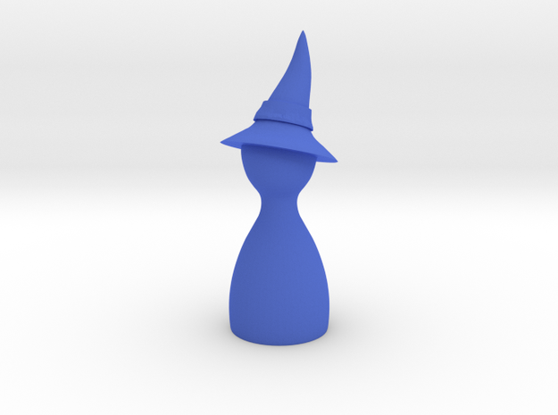 Wizard Piece 3d printed