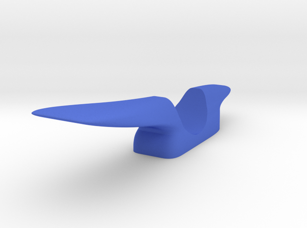 Native American Flute - 12 Inch Bird Block 3d printed