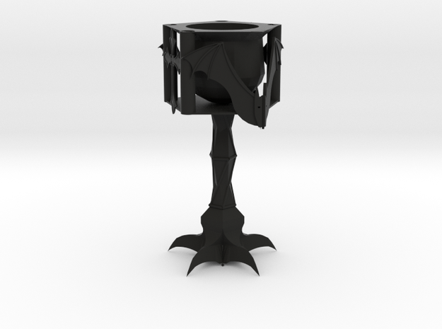 Vampire Goblet Whole 3d printed