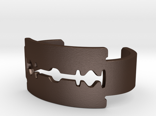 Gillette - Bracelet for men 3d printed