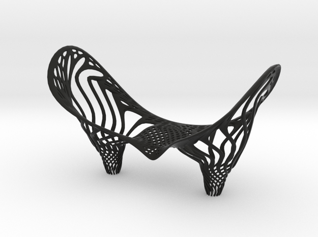 Party Mask Tunnel Vision: Tendril 3d printed