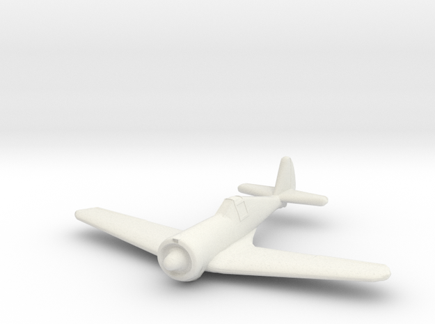1/200 Curtiss-Wright CW21 B 3d printed