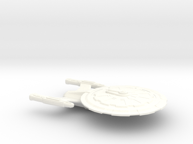 USS Constable 3d printed