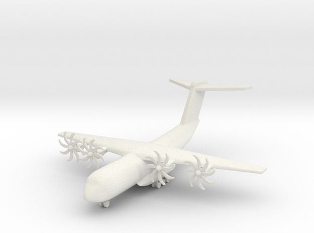 1/285 (6mm) A400 Grizzly 3d printed