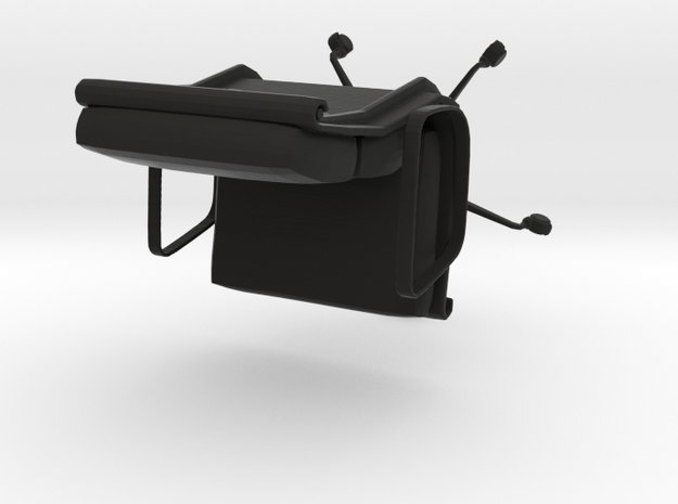 Eames Chair Padded 3d printed