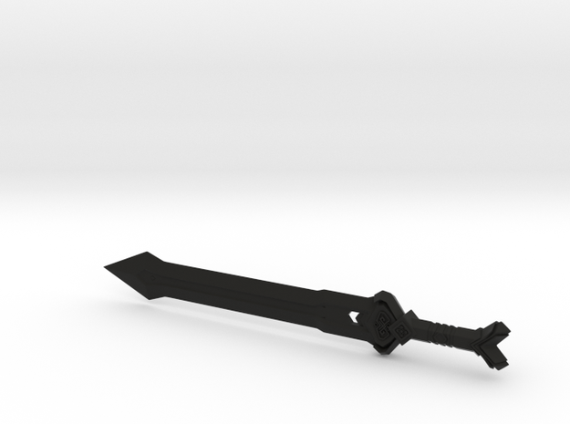 Thorin's Dwarf Sword 3d printed