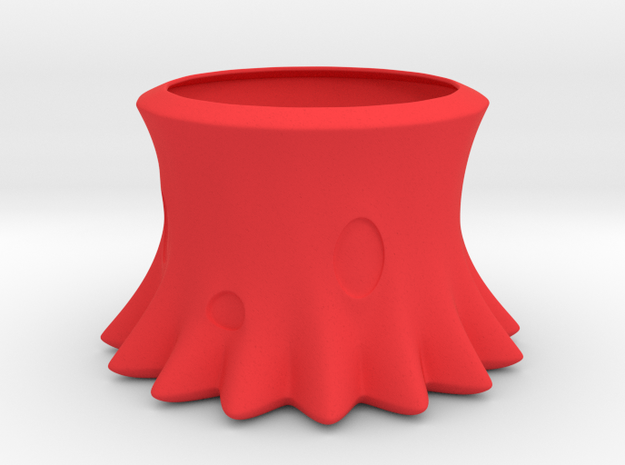 Ghost Tea Light Holder 3d printed