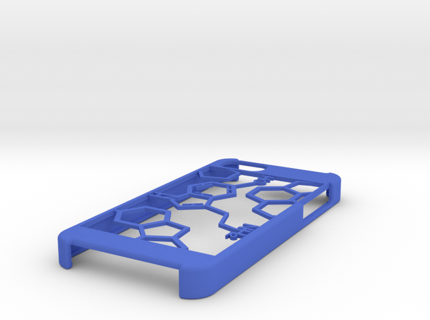 Iphone 5 Serotonin Case 3d printed