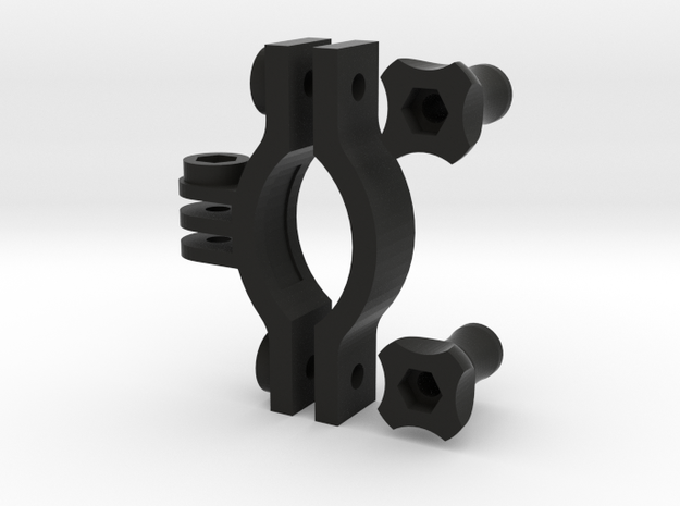 Roll Bar Mount 50mm 3d printed