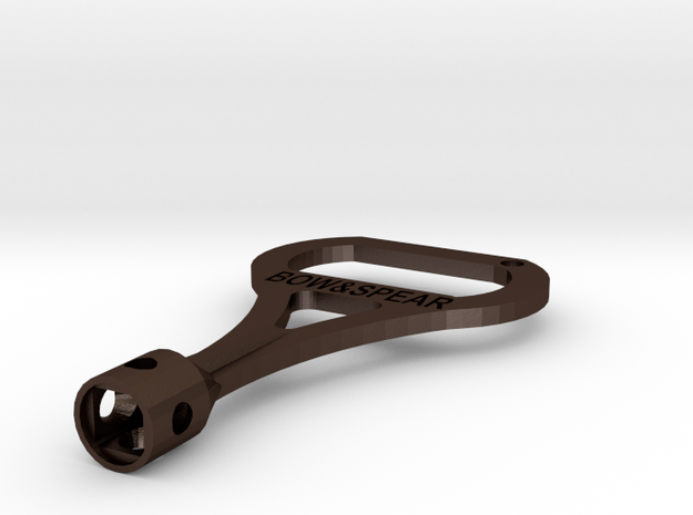 Bow&Spear DruNKey - A Drum Key Bottle Opener 3d printed