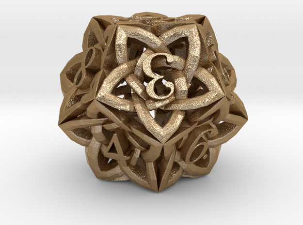 Celtic D12 3d printed