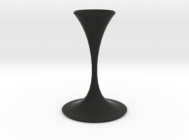 the shadow vase 3d printed