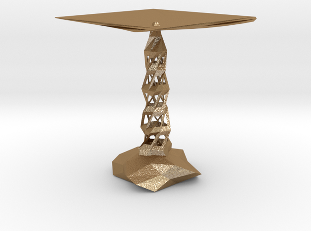 red cap table 4 3d printed