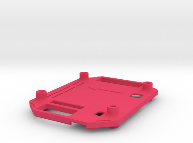 Multi Wii 2.0 Pro Case v1.5 Top (RTFQ) 3d printed