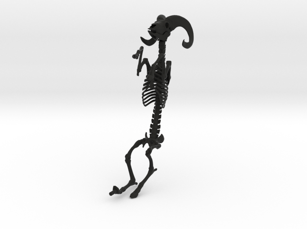 Bighorn Sheep Skeleton 3d printed