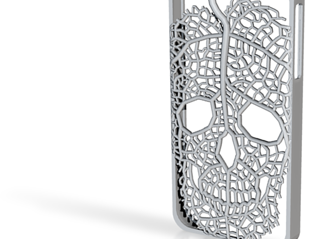 Leaf Skeleton iPhone 4 / 4s Case 3d printed