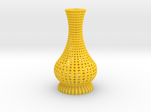 Candle light holder (Decorative) 3d printed