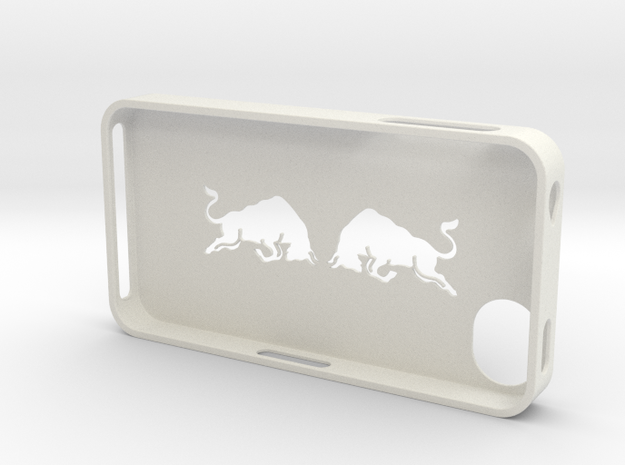 iphone 4s bull 3d printed