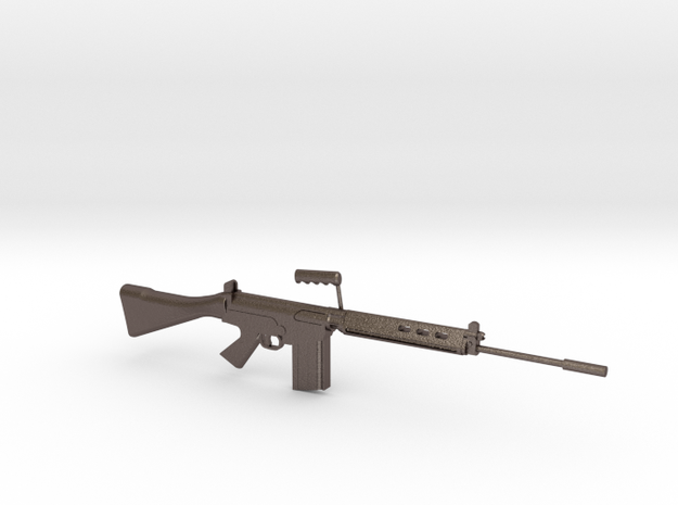 FN FAL with handle 3d printed