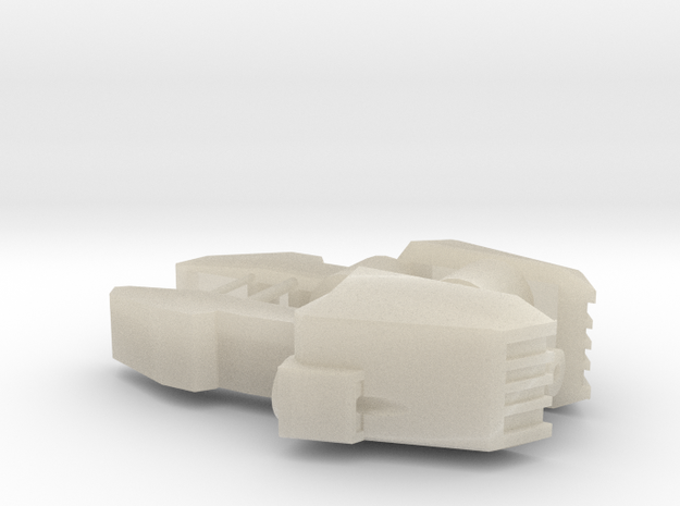 Classics Truck Leader Feet and Ankles (Tall) 3d printed