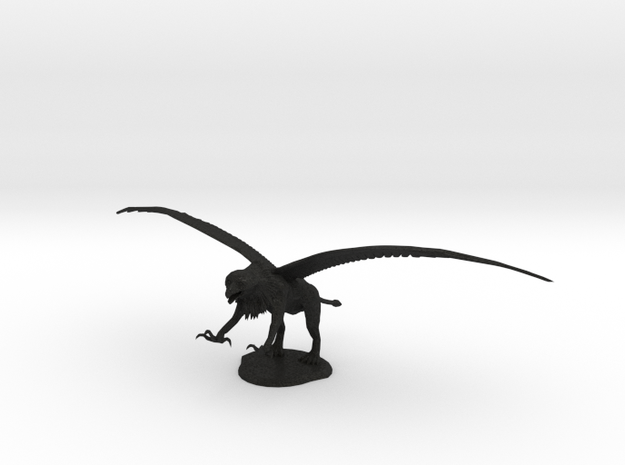 Griffin 3d printed