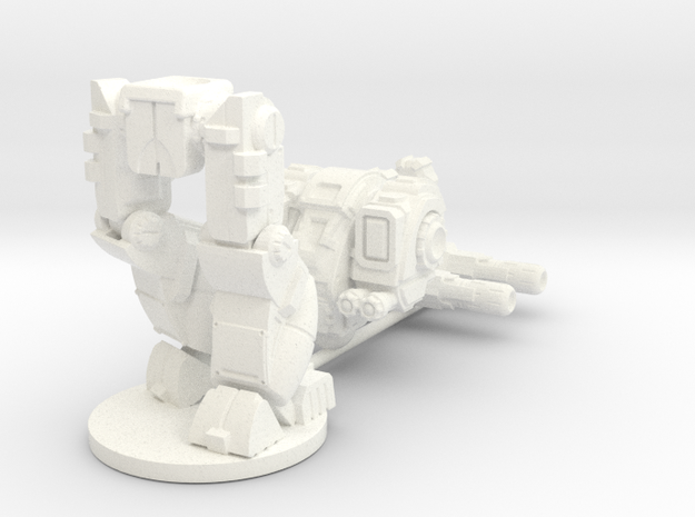 Mattock MkA Heavy Combat Walker - 6mm scale