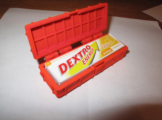 Dextro Carry Case 3d printed