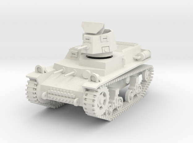 PV58B T14 Light Tank (Open Hatch) (28mm)
