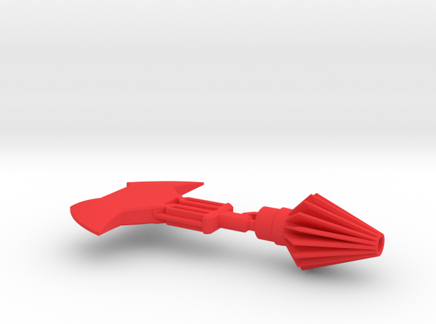 Craniocleaver Part B 3d printed