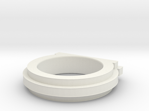02272012 ring rounded 05292012 3d printed