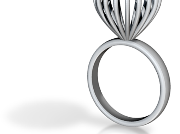 Infinite Love Ring Size 7 3d printed