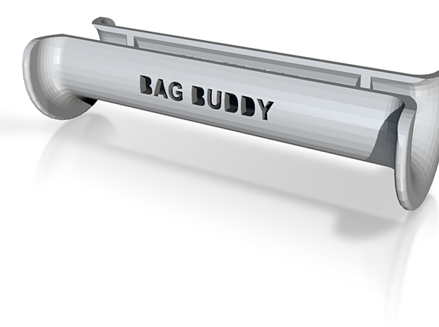Bag Buddy 2 3d printed
