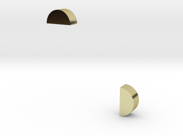 Ellipsograph 1 - End Pieces Of Base 3d printed