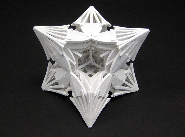 Star Blades by Jeff Hosford 3d printed